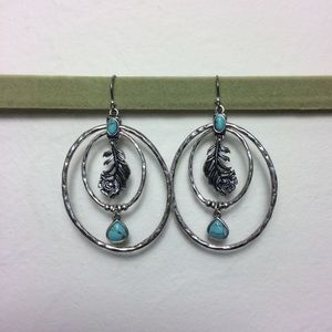 Earrings from Lucky Brand